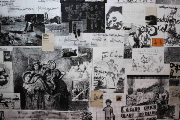 Programa de Exposições 2018: Hortência Abreu e Ricardo Burgarelli